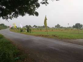 DTCP Approved Open plots for sale at warangal Highway Bit Project Best
