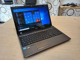 "Laptop Acer Core i7 DualVGA 15,6"""