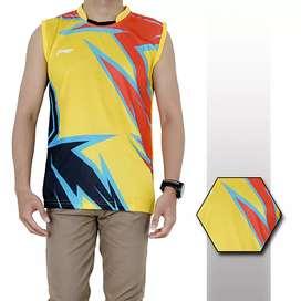 Kaos Volleyball & Badminton