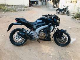 Bajaj DOMINAR 400 ABS . Exellent condition . Not having any problem .