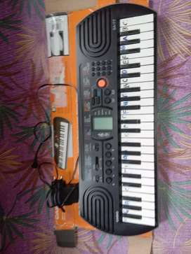 Casio keyboard for beginner