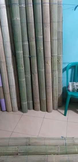 Jual tirai bambu,tirai kayu,tirai rotan