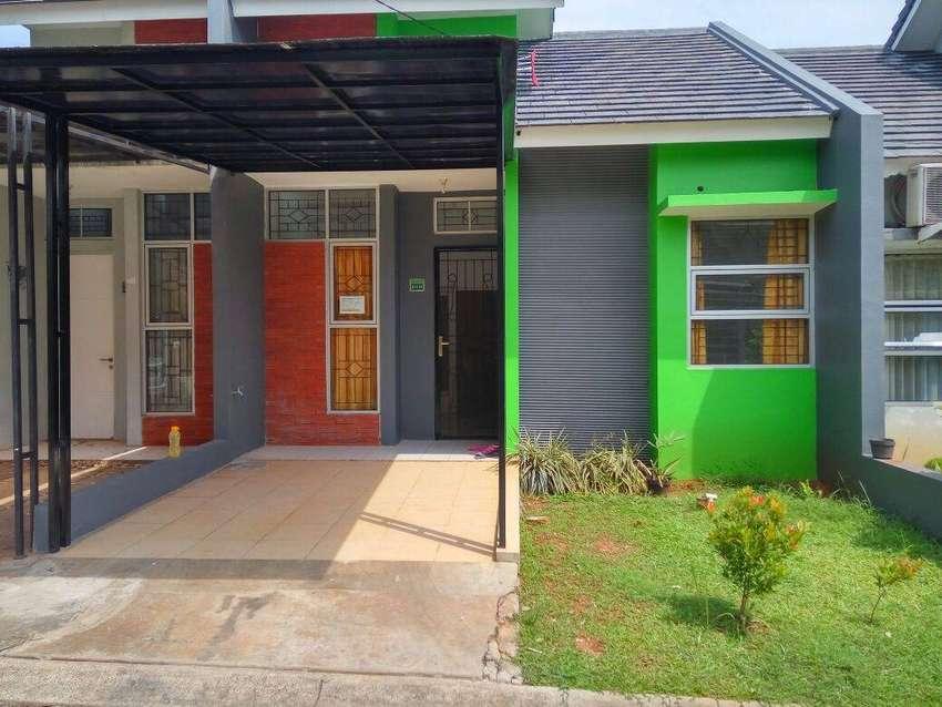 Sewa Rumah Serpong Garden- Cluster Green Harmony