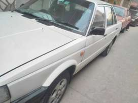 Nissan Sunny 96 Re-conditioned (1986 Modal) Good Family Car