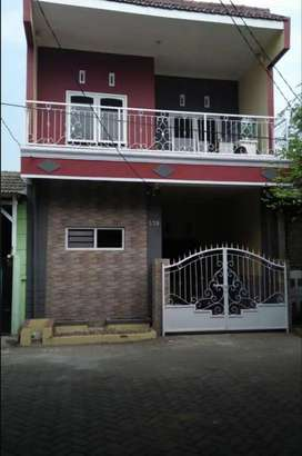 Rumah Bumi Citra Fajar Dekat Pusat Kota Sidoarjo, Taman Pinang