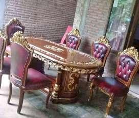 kursi meja makan murah meriah