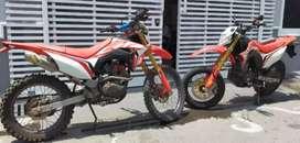 Honda CRF 150 surat komplit
