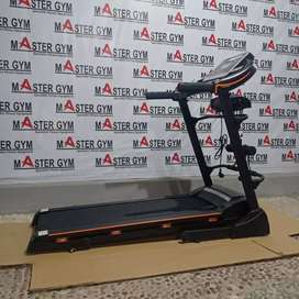Treadmill Elektrik - Alat Fitness - MG Sports MG/8701 Gym