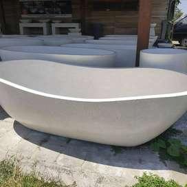 Bathub Terrazzo Marmer Ayu Nuansa Kalimantan