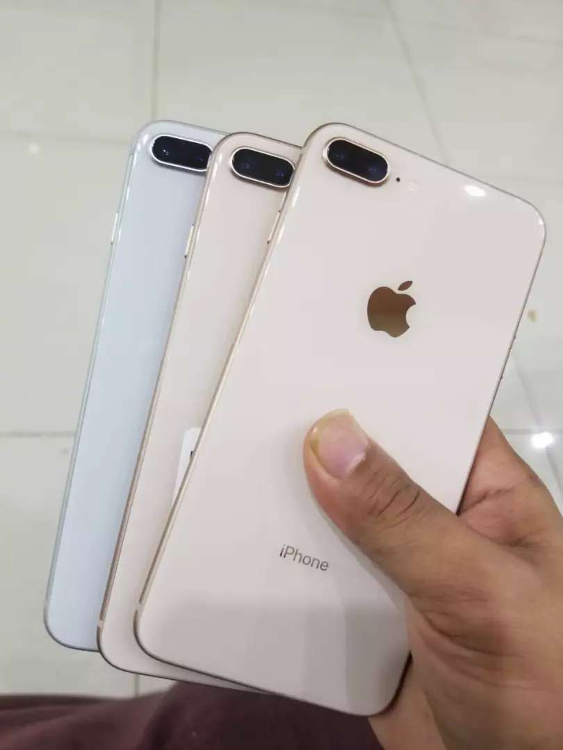 Iphone 7 Iphone 8 Plus & Iphone X Official Pta Approved A++ Stock 0