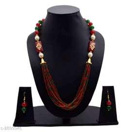 Fancy Attractive Women's Jewellery Set