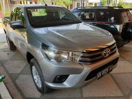 All New Hilux 2.4 (Extra Cabin) Th 2017