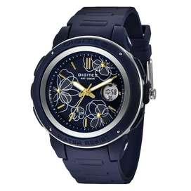 Digitec jam tangan wanita original