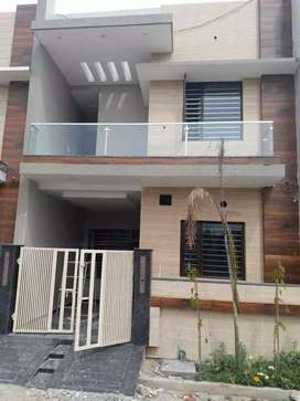 ZERO PERCENT DOWN PAYMENT KOTHI 4 BHK
