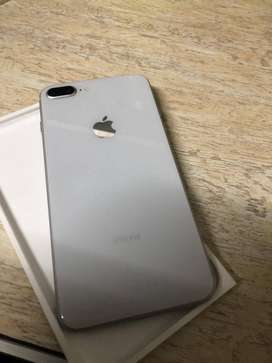 #iPhone 8+  64gb new piece with 8months apple warranty available#