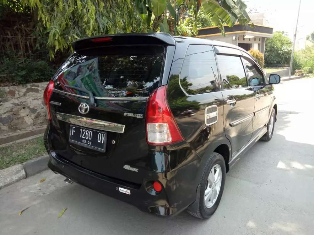 Toyota Avanza Veloz Matic 2012 Dramaga 132 Juta #41