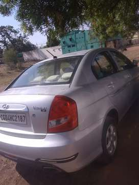 Hyundai Verna 2010 Petrol Good Condition