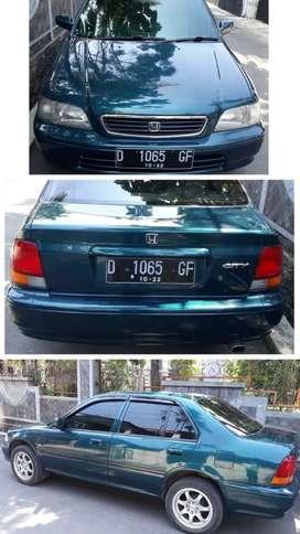 Honda city mt 1996 istimewa