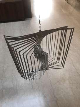 Hanging show piece