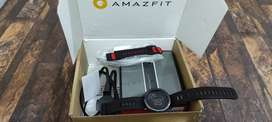 Amazfit Pace with protection case + Glass Protector + New Strap