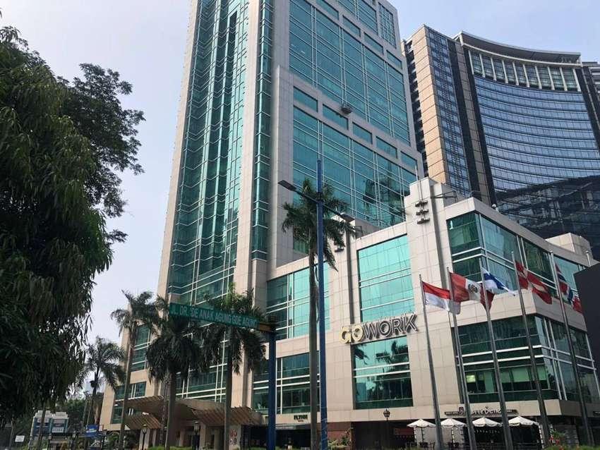 Sewa Ruang Kantor di Menara Rajawali Kuningan Jakarta Selatan 0
