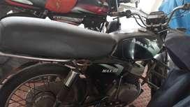 It is tvs max 100 bike in good running condition.. Vadodars