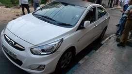 Hyundai Verna Ex Diesel