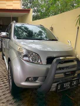 Terios TX Manual 2009 istimewa siap pakai bs tt terios manual tx