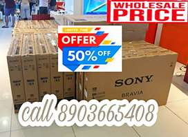 """50% NEW SONY 43""""INCH ANDROID 4K UHD LED TV,PONGAL/OFFER.2 YEAR WARANTY"""