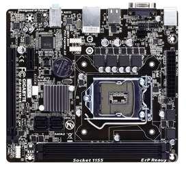 Gigabyte GA-H61M-S (LGA1155 socket)FOR 3rd GEN INTEL PROCESSORS