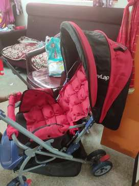 Stroller for sale. Less usedl in Chennai kellys