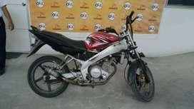Yamaha vixion Tahun 2008 DR6084DS (Raharja Motor Mataram)