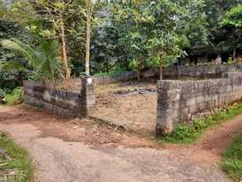 5 Cent residential plot with compound wall at Russelpuram