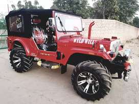 Jassal Jeep modify