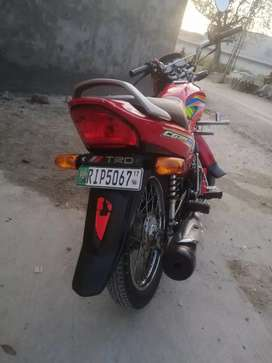 Honda cg dream 125