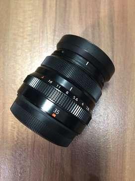 LENSA FUJI 35mm f2