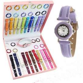Watch For Girls Multicolor