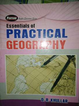 Practical geography by D. R.KHULLAR