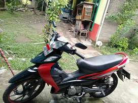 Motor Shogun sp 125cc