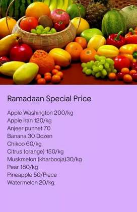 All types of fruits in wholesale price