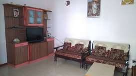 1 BHK Flat Excellent Semi furnished Rent