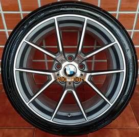 Velg BMW Style 763 R18 Ban Baru E46 E90 F10 F30 E36 318i 320i 323i 325