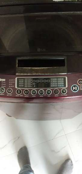 Lg top loaded fully Autmatic Washing Machine