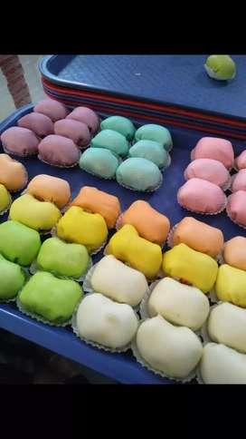 pancake durian MEDAN..