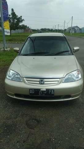 Mobil Honda Civic 1.7 VTi-S Bensin