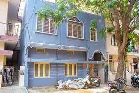 3 BHK Sharing Rooms for Men at ₹5950 in Basaveshwar Nagar, Bangalore