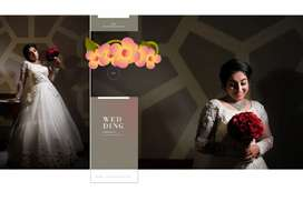 Christian Wedding Gown for rent