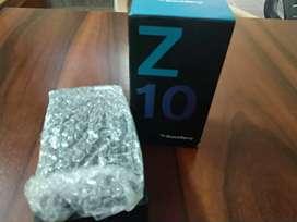 All new blackberry Z10 4g model mobile handset now in stock