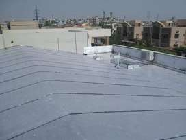 Waterproofing/heatproofing service of your roofs with guarantee
