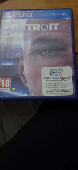 DETROIT:BECOME HUMAN FOR SALE !!